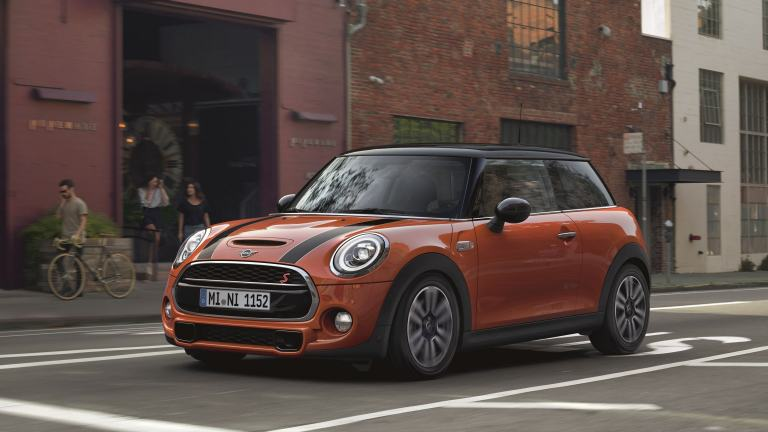 NEW MINI 3-DOOR HATCH