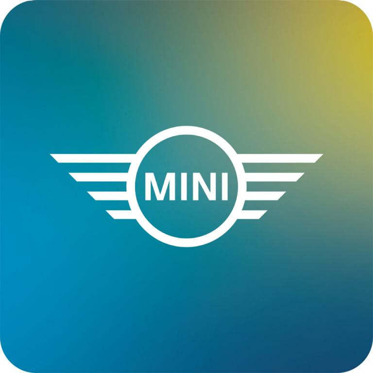 mini connected – mini app – icon